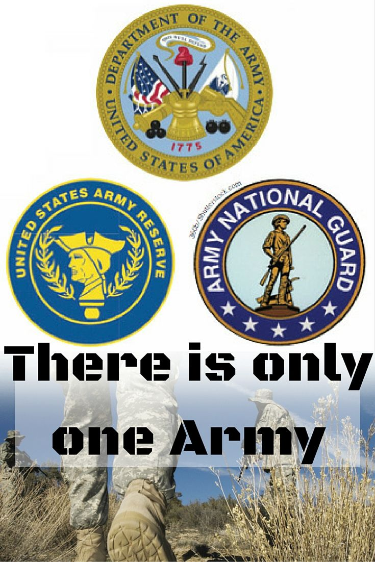 Make sure you include the National Guard and Reserve when discussing U.S. Army end strength.
