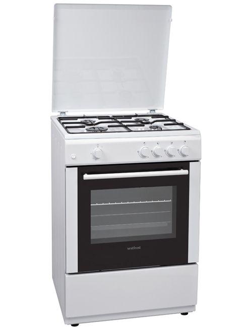 Газовая кухонная плита Vestfrost GG66 E14 W9 купить в Днепропетровске