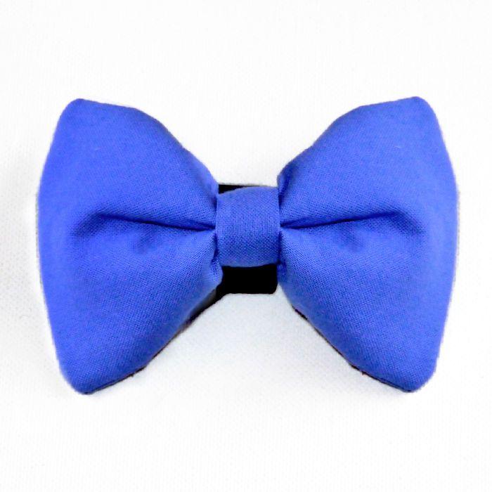 Niebieska Kokarda dla psa Muszka, Mucha, mobilna ozdoba Chaber – Cena | sklep internetowy Psiakrew