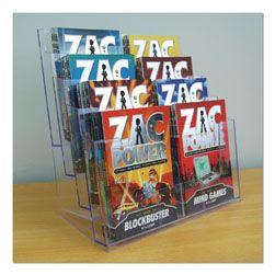 A5 Freestanding Book Display