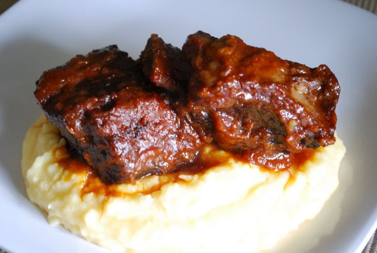 Braised Short Ribs | Delicious food and Entertainment | Pinterest