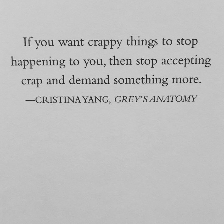 Christina Yang, Grey's Anatomy.