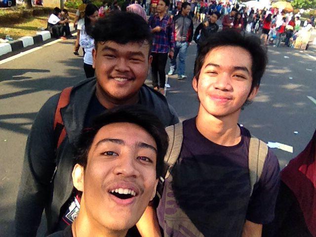 Simpang Lima CarFreeDay!