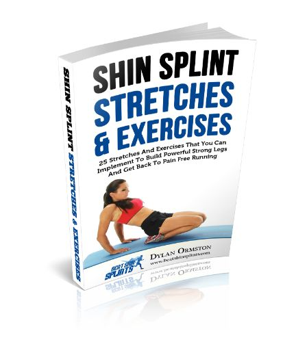 Transform you legs into powerful workhorses with these shin splint busting stretches and exercises.