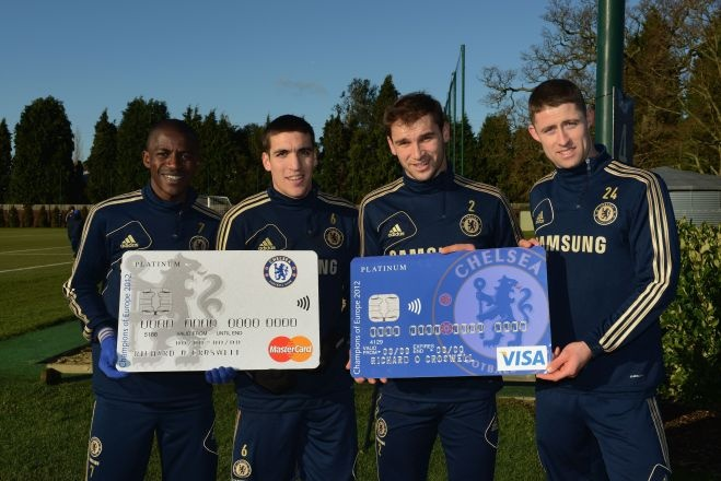 New Chelsea FC credit card for UK fans