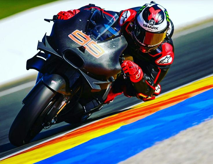 Lorenzo on the Ducati  With so many changes, next year is going to be awesome! #motogp #lorenzo99 #jorgelorenzo #ducati #desmo16 #iamabiker