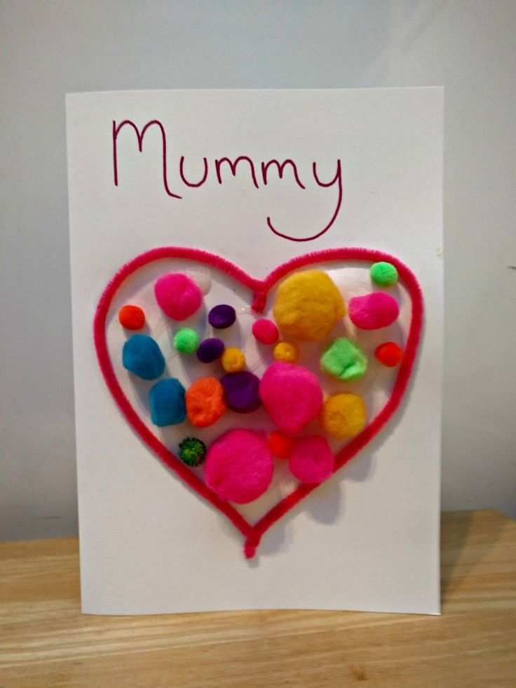 Best 25 mothers day cards ideas on pinterest mothers for Mothers day cards from preschoolers