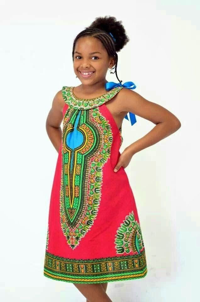 Beautiful Ankara Gown Style For Children >>See More Styles>>> http://www.dezangozone.com/2015/04/beautiful-ankara-gown-style-for-children.html