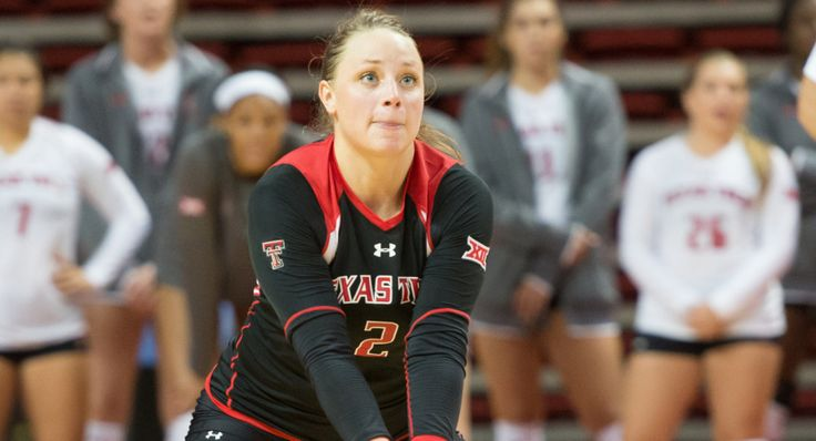 Foust Garners Second Big 12 Defensive Honor - Texas Tech University Official Athletic Site