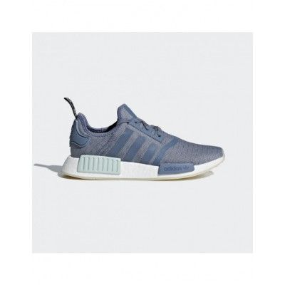 best sneakers 3777e 6258f Adidas Women Originals NMDR1 Shoes Raw SteelRaw SteelFtwr White CQ2013 Adidas  Nmd