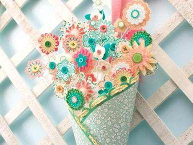 spring craft ideas | in designs – spring craft idea – craft idea blogs – craft idea ...