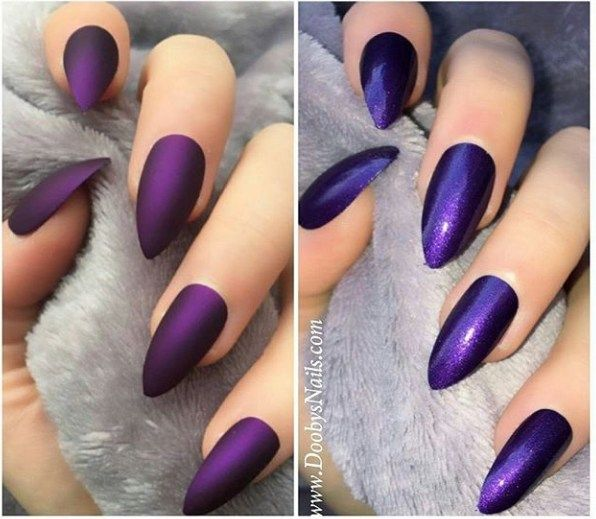 Top 80 Trendy Gel Nail 2018 You Must Try