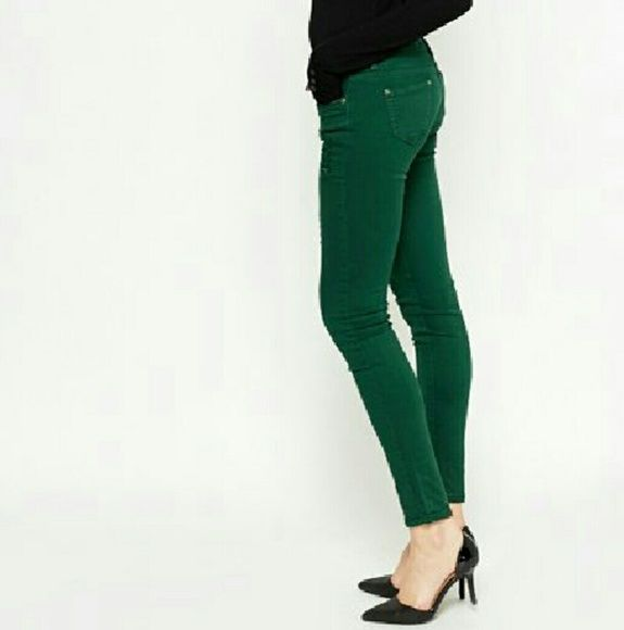 Free shipping and returns on Women's Green Jeans & Denim at travabjmsh.ga
