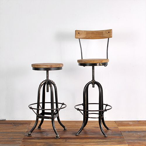 The 25 best retro bar stools ideas on pinterest coffee chairs used bar stools and bar stool - Rustic bar stools cheap ...