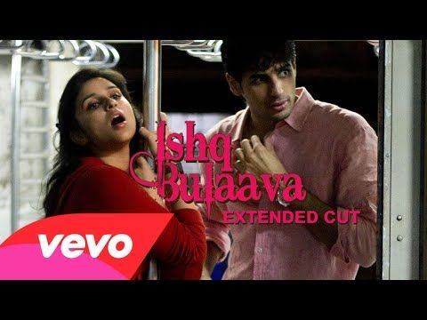 Ishq Bulaava ft. Parineeti Chopra & Sidharth - Hasee Toh Phasee - YouTube