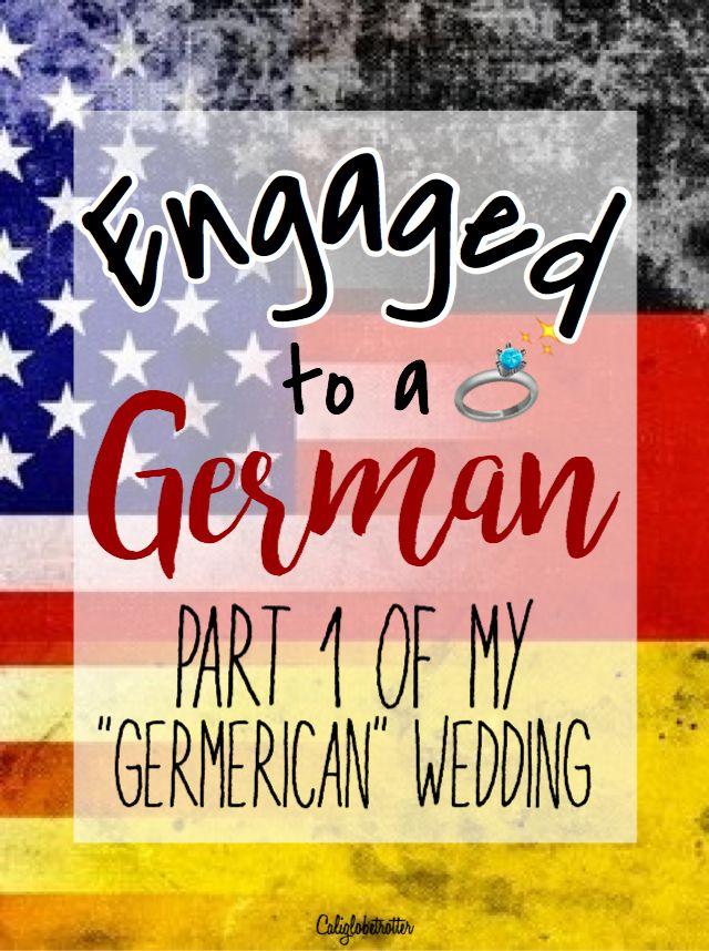 So, as ya'll have probably heard by now, I'M ENGAGED!! Wahooo!! So, now that the engagement is well under way, I feel the need to compare the traditions and cultures of Germany and America, since after all I'm an American girl marrying a German guy! Here are 5 ways in which I find German/American engagements […]