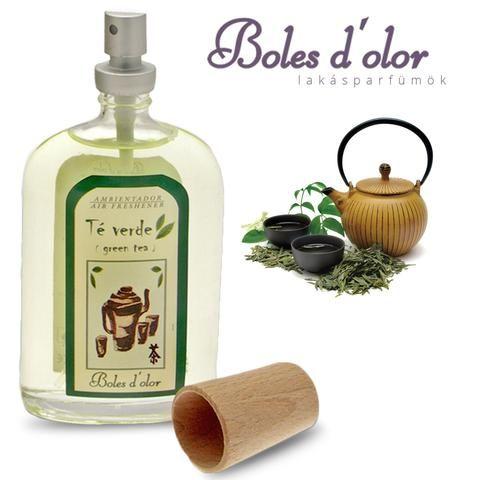 Zöld tea - Lakásparfüm spray