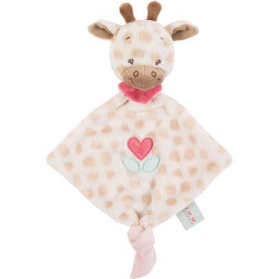 Charlotte & Rose mini doudou Charlotte la Girafe de Nattou