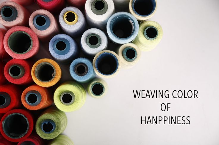 Weaving Color of Happiness! http://www.annglinen.com