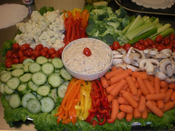 vegetable tray yum party time baby shower ideas pinterest