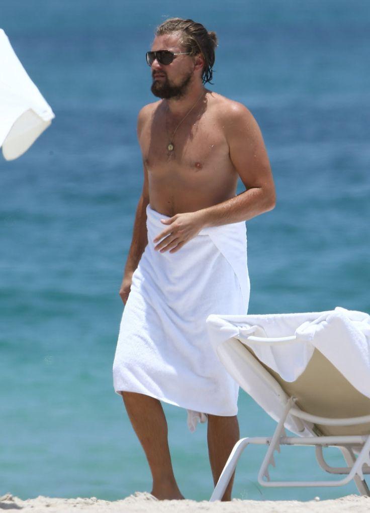 Leonardo DiCaprio in Miami