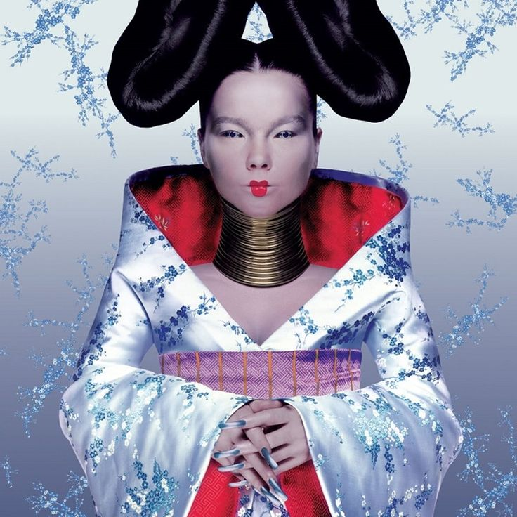 Bjork Homogenic on Limited Edition Colored LP + Download In celebration of Björk's mid-career retrospective at the Museum of Modern Art in New York, and the release of the Björk: Archives book, One Li