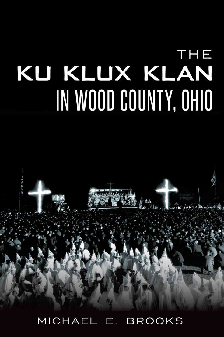 The Ku Klux Klan emerged in Wood County, Ohio, in late 1922, and at itspeak, the white supremacist group numbered nearly 1,400 members in the county.Klan members occupied many municipal and county-ele
