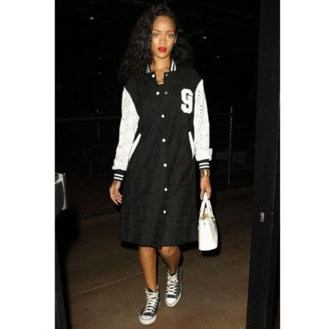 Robe Teddy Rihanna