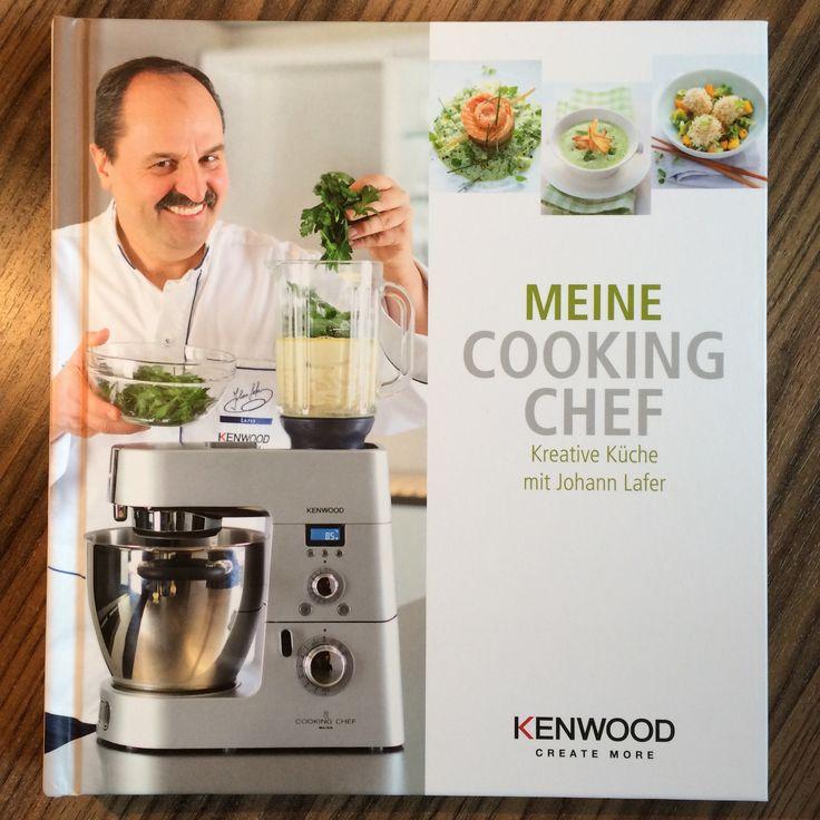 Was nützt die beste Küchenmaschine, wenn einem außer für Teig kneten oder Pesto zubereiten die Ideen für den täglichen Einsatz fehlen? Das neuste Kochbuch...