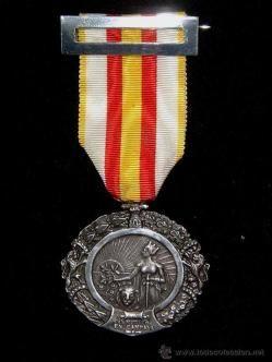 Medalla Militar.españa