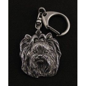 Keyring made of silver hallmark 925 (1)