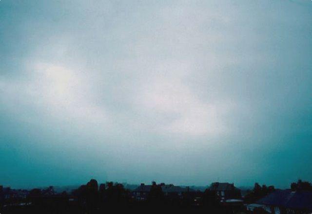 Nimbostratus cloud
