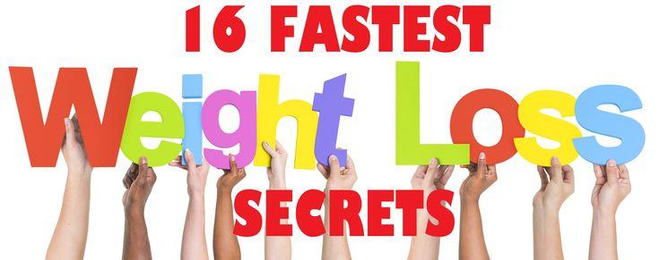 CrispyDose – 16 BEST WAYS TO LOSE WEIGHT FAST