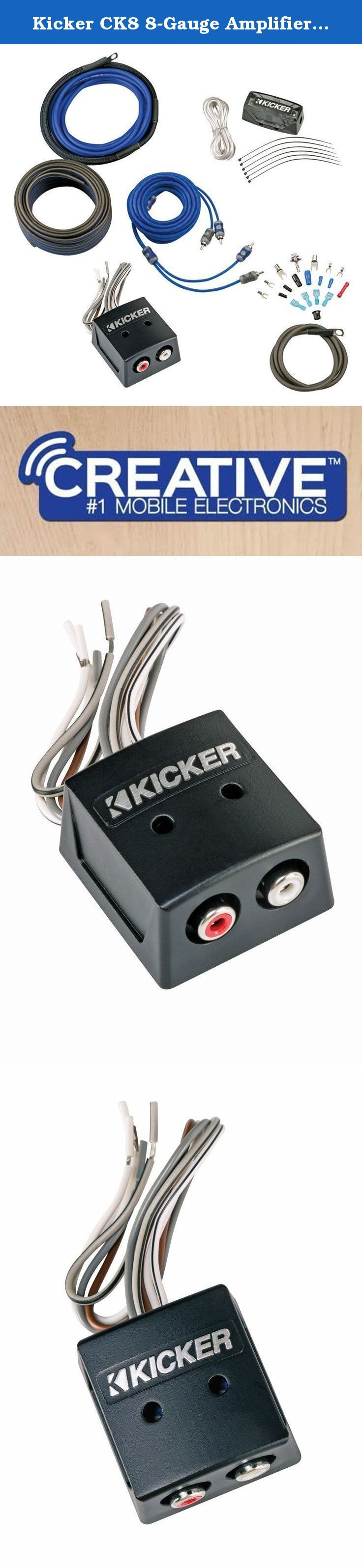 With Battery Wiring Diagram Verado Kicker Kisloc 97 Best Amplifiers Car Audio Electronics 6 Vehicle Rh