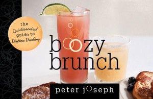 Boozy Brunch cookbook