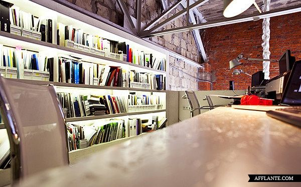 Nefaresearch Architectural Studio Office // Nefa Research | Afflante.com