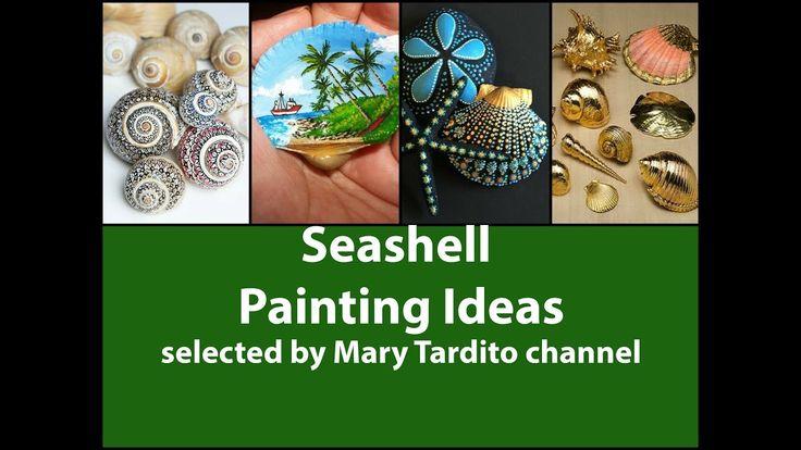 Seashell Painting Ideas – Summer DIY Crafts Inspo