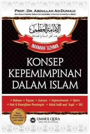Arofah Bookstore: Konsep Kepemimpinan Dalam Islam