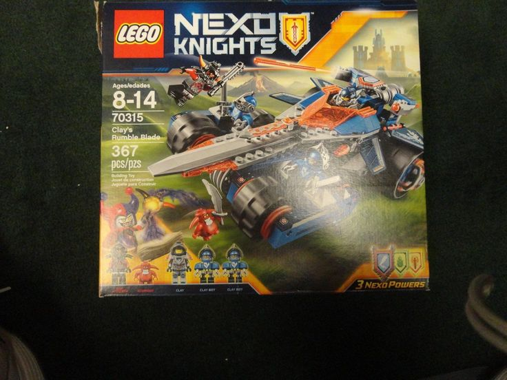 Lego Nexo Knights (70315) - new in the box