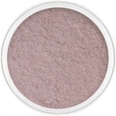 Øyenskygge Gossip En lys brungrå matt farget skimrende øyenskygge laget kun av naturlig knuste mineraler.