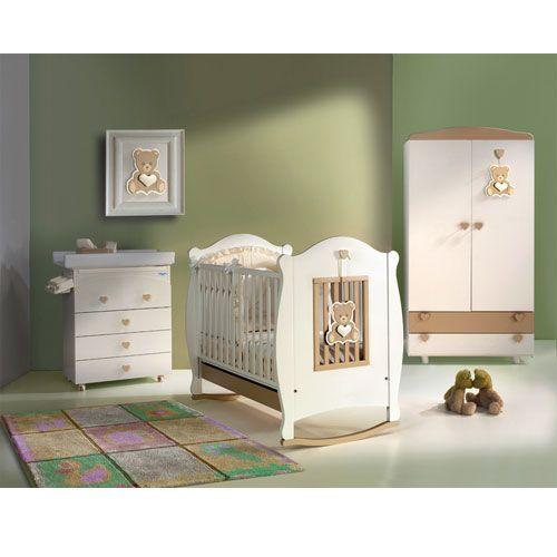 Βρεφικά Έπιπλα - Κρεβάτι Μωρού - Baby Italia Βρεφικό Κρεβάτι Oliver
