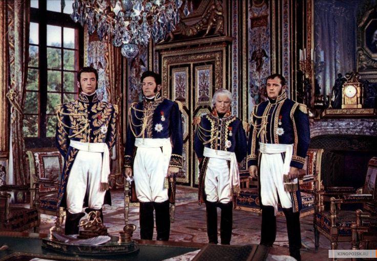 Napoléon, 1954 режиссер Sacha Guitry художники René Renoux, Paulette Coquatrix