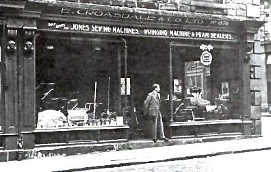 Croasdale shop - Abbey Street, Accrington