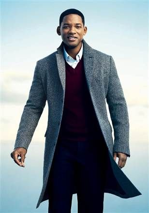 Will Smith could be Kal if he shaved his he'd bald and committed to a long duster and corny cowboy wear.