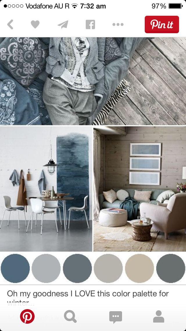 These are pretty much my bedroom colors