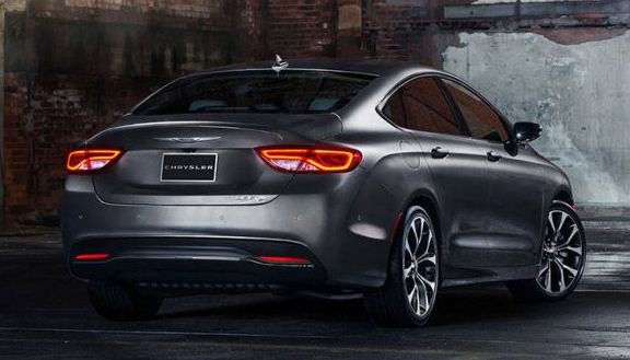 2017 Chrysler 200 Design Concept and Interior Features - New Car Rumors