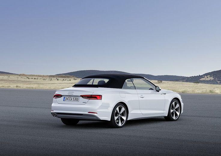 Trailer vom neuen Audi A5 Cabriolet