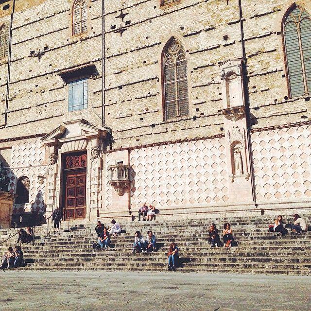 In do minore  Cattedrale di San lorenzo #Perugia2019 foto di @alessandrabacci
