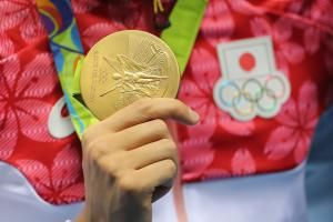 Ever Wonder Whether the Olympic Gold Medals Real Gold?: This is a gold medal awarded at the 2016 Summer Olympic Games in Rio de Janeiro.
