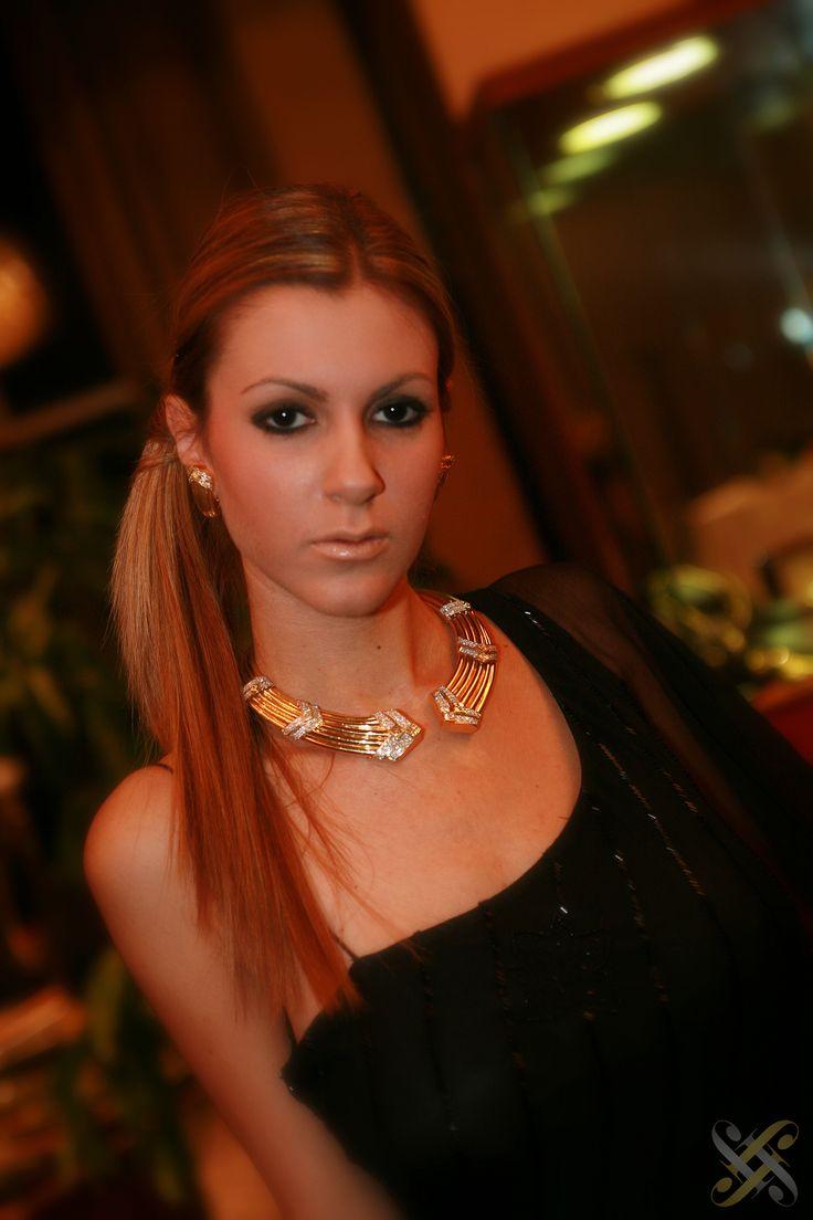 Μόδα - Περιδέραιο Χρυσο Fashion - Necklace Gold